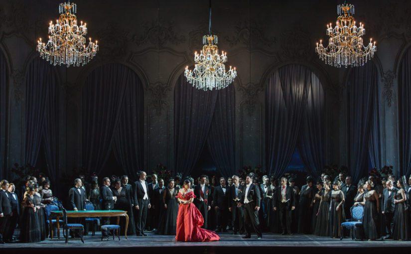 Les Arts celebra una venta extraordinaria con las últimas localidades para 'La Traviata' el próximo 7 de febrero