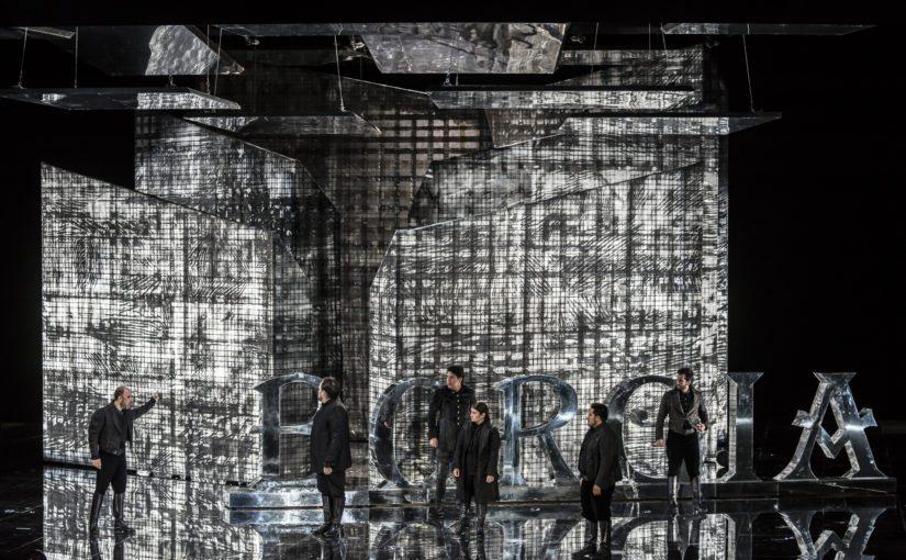 'Lucrezia Borgia', primera ópera que Les Arts emite en 'streaming'