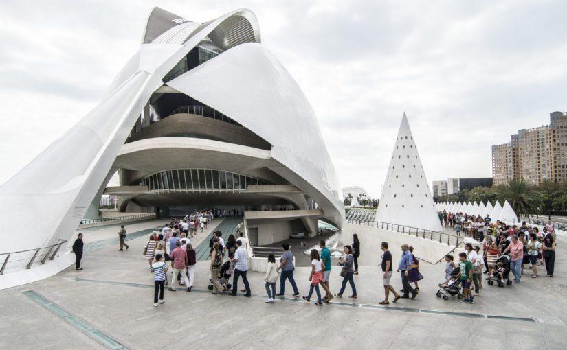 Les Arts celebra el diumenge 24 de setembre la desena jornada de portes obertes