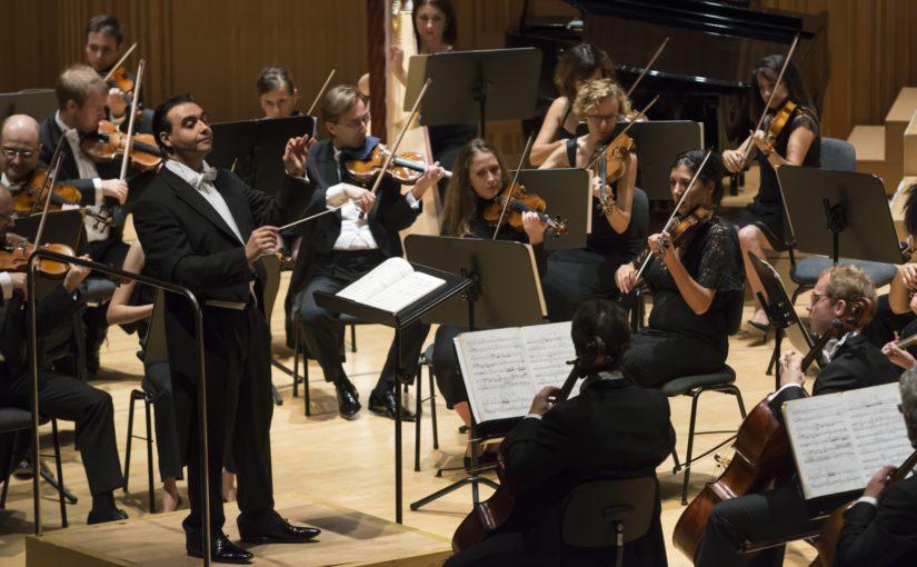 La Orquestra de la Comunitat Valenciana rinde homenaje a Matilde Salvador y Claude Debussy