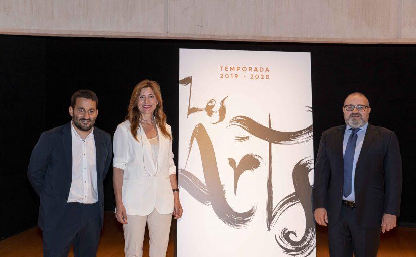 Les Arts amplía un 30 % su actividad al público con ópera, zarzuela, danza, 'lied', conciertos, flamenco y otras músicas en la Temporada 2019-2020