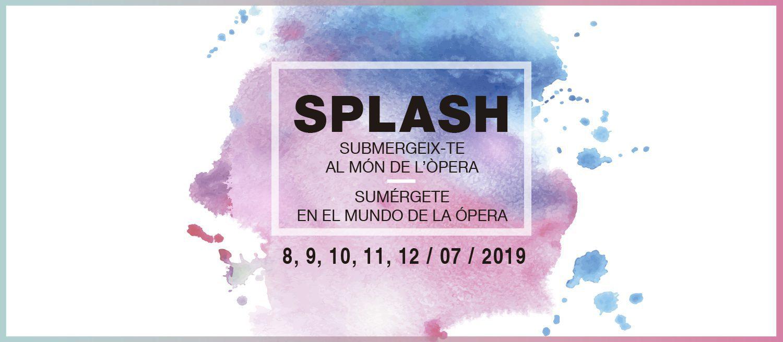 SPLASH opera