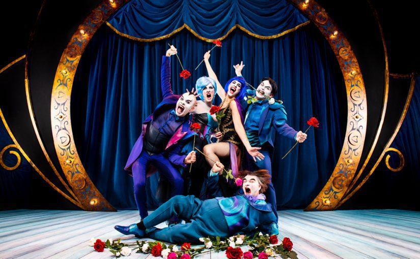 Les Arts aposta per l'humor per a les dates nadalenques amb 'The Opera Locos'