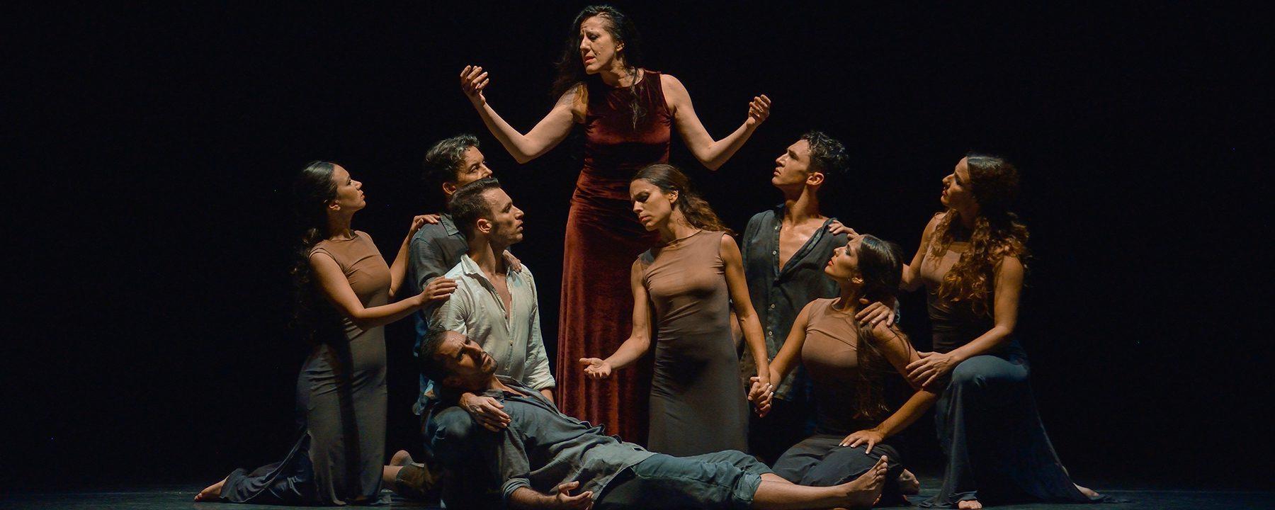 ODA AL TIEMPO María Pagés Palau de les Arts Valencia. Les Arts És Dansa
