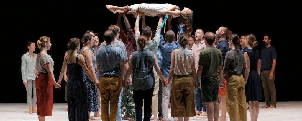 Requiem de Mozart a Les Arts. València. Les Arts és Òpera. © Festival d'Aix en Provence