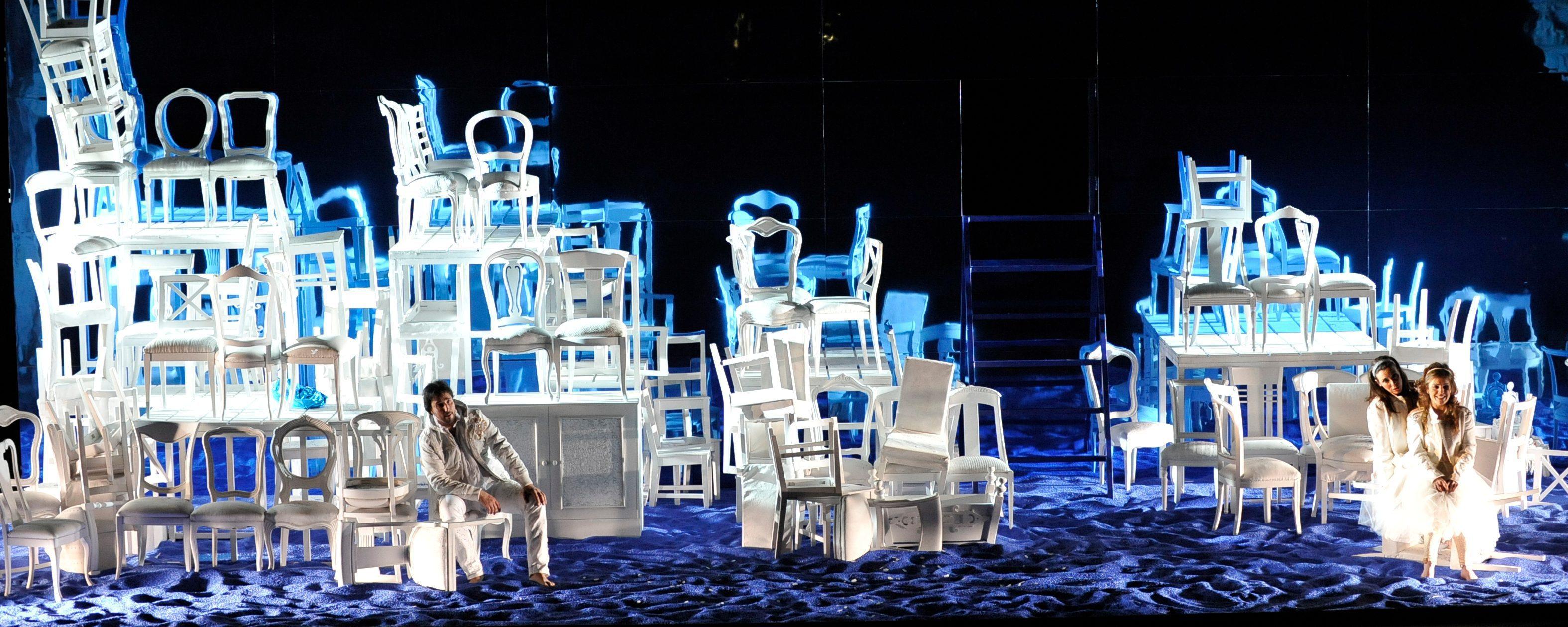 L'isola disabitata Ópera de García Palau de les Arts Les Arts És Òpera