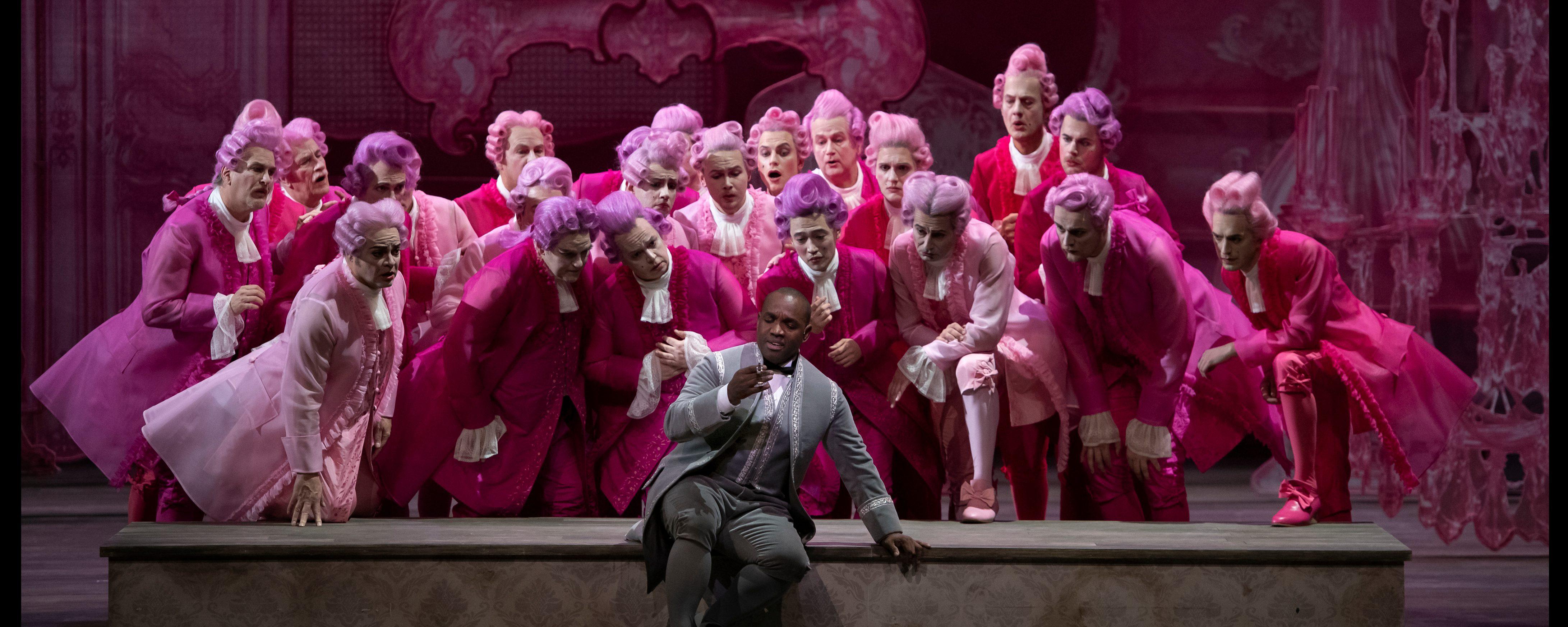 La Cenerentola Ópera de Rossini Palau de les Arts Les Arts És Òpera