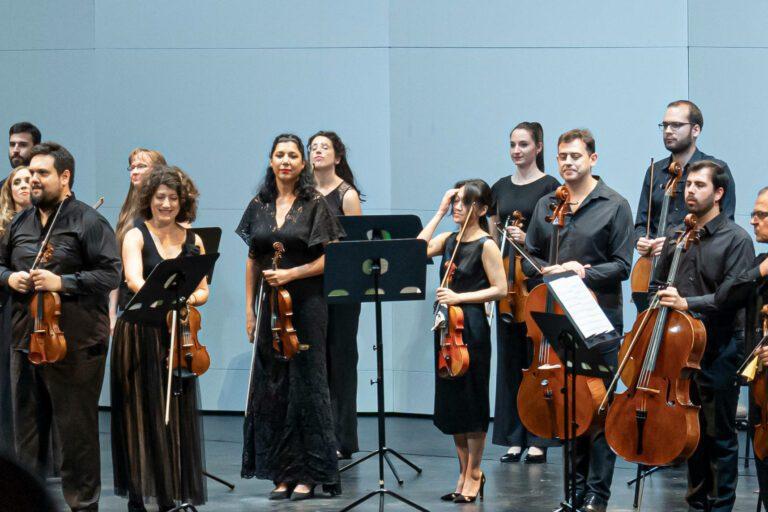 Orquestra de la Comunitat Valenciana Palau de Les Arts Valencia