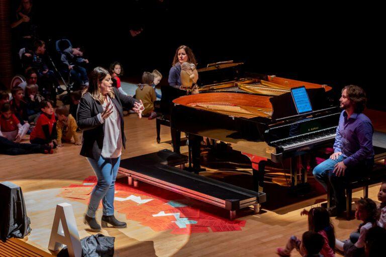 Programa didàctic 2019-2020Sent la músicaFotografía Miguel Lorenzo