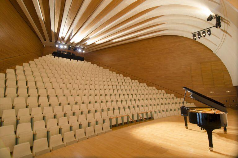 Aula Magistral Palau de les Arts Valencia