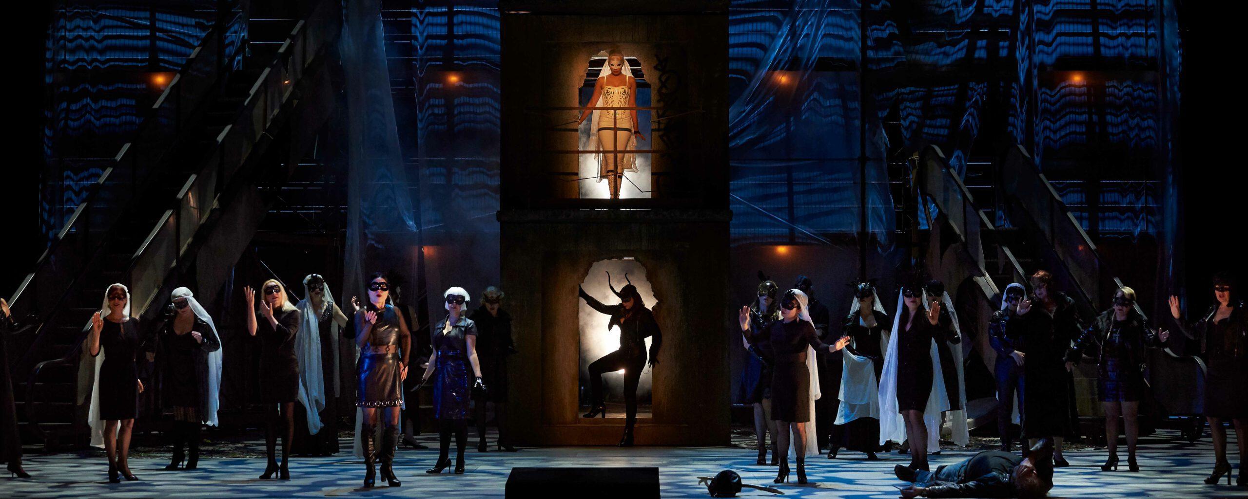 Falstaff Ópera de Verdi. Palau de les Arts Valencia