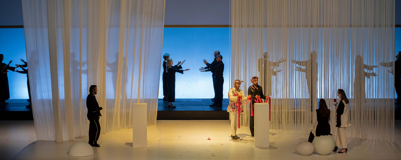 Cosí fan tutte Ópera de Mozart Palau de les Arts Les Arts És Òpera