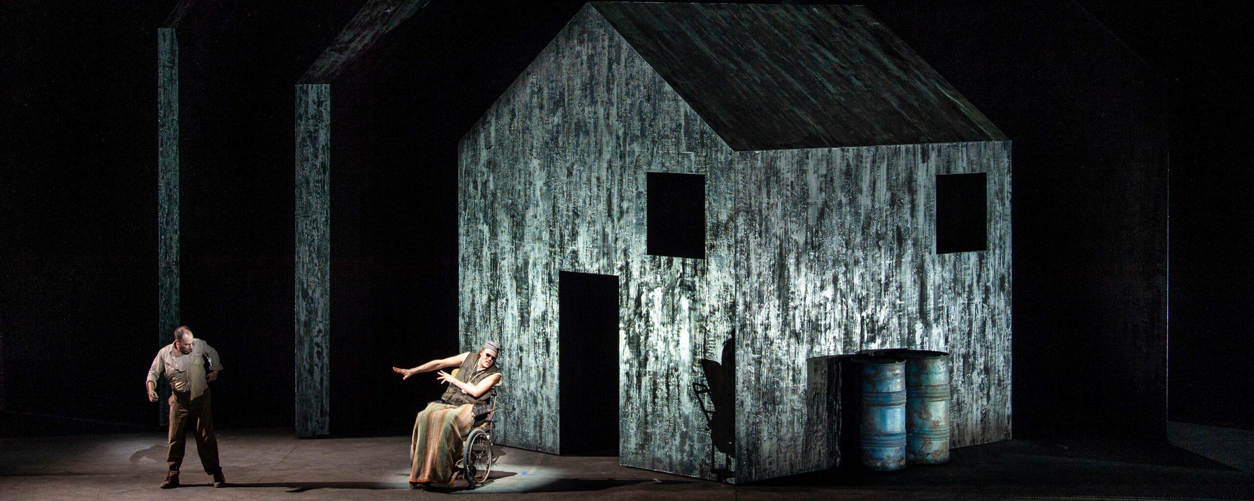 Fin de partie Ópera de Kurtág Palau de les Arts Les Arts És Òpera