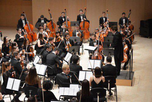 Jove Orquestra de la Generalitat Valenciana Palau de les Arts Valencia