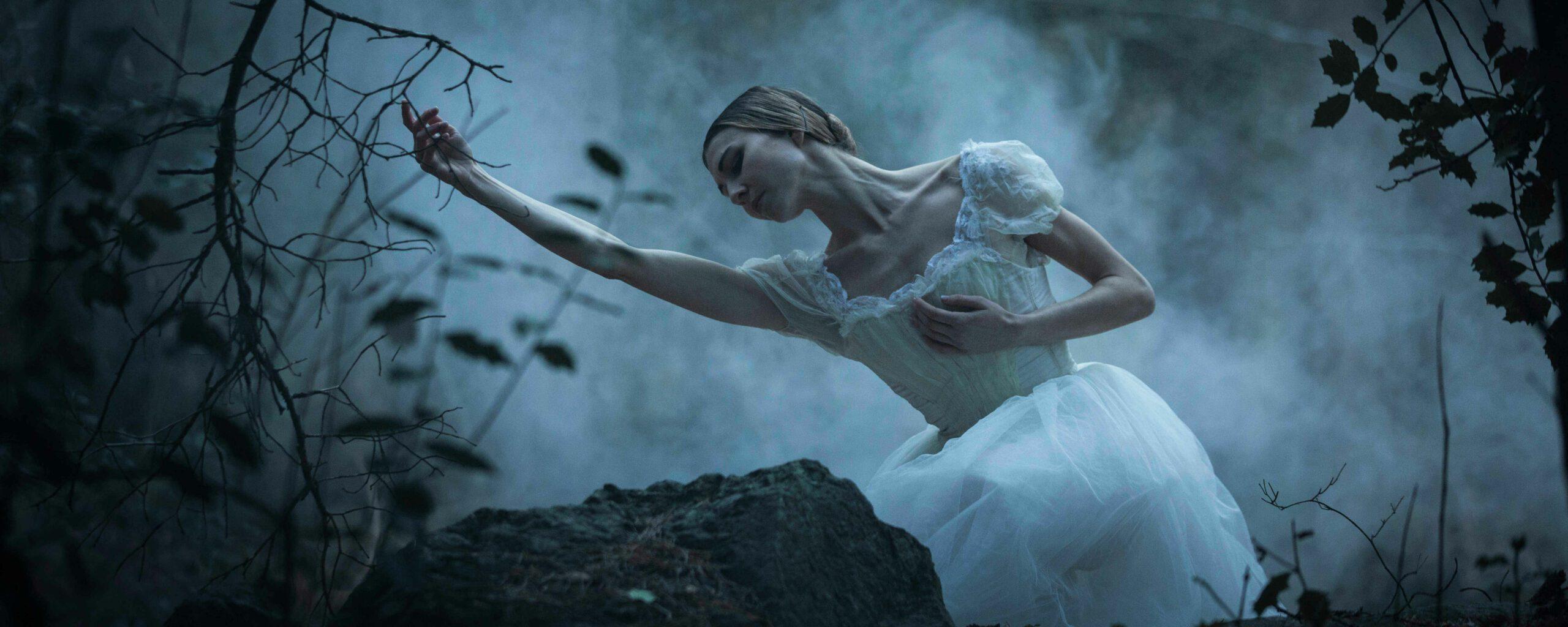 Giselle Compañía Nacional de Danza Palau de les Arts Valencia Portada 5x2
