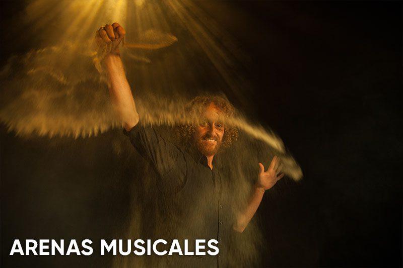 Arenas musicales Les Arts Valencia