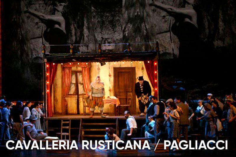 CAVALLERIA RUSTICANA PAGLIACCI Les Arts Valencia