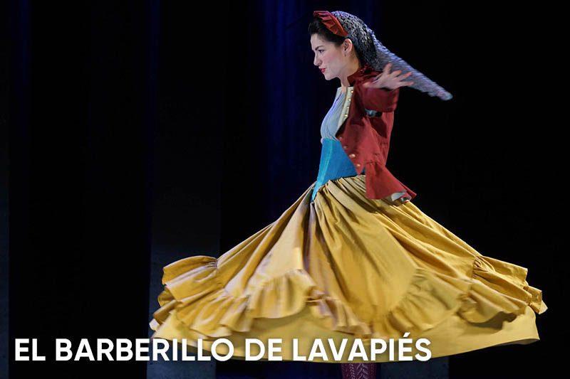 EL BARBERILLO DE LAVAPIÉS Les Arts Valencia