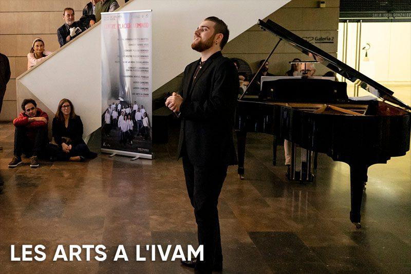 LES ARTS A L'IVAM Les Arts Valencia