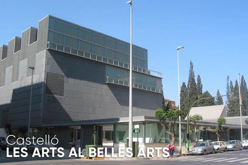 LES ARTS AL BELLES ARTS Les Arts Valencia