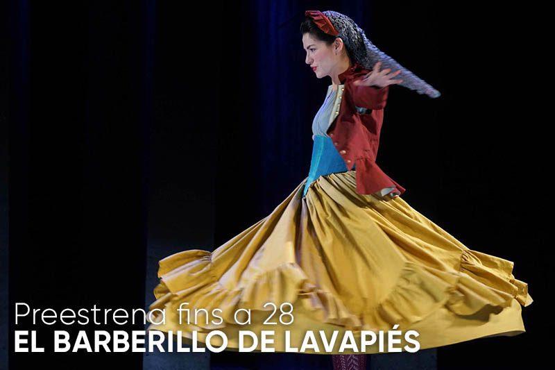 PREESTRENA FINS A 28 Les Arts Valencia
