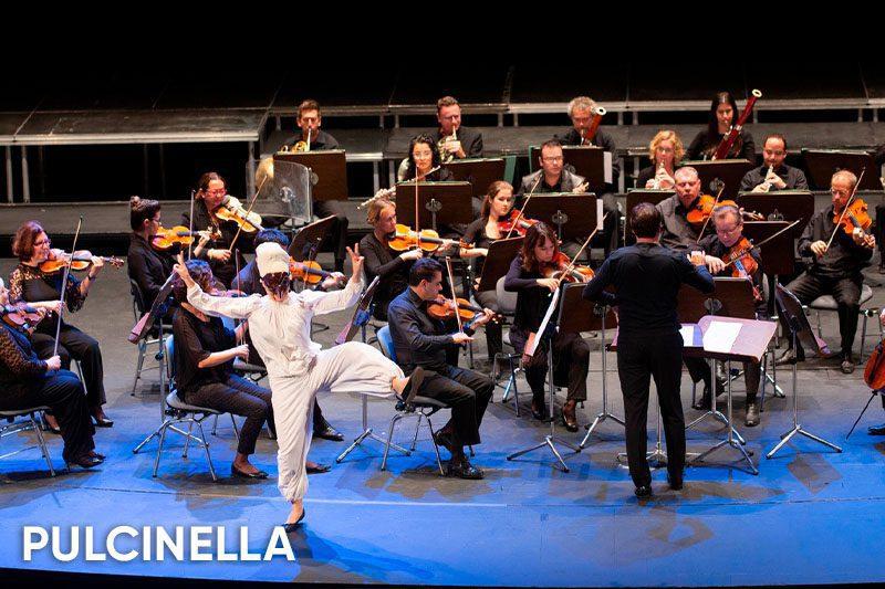PULCINELLA Les Arts Valencia