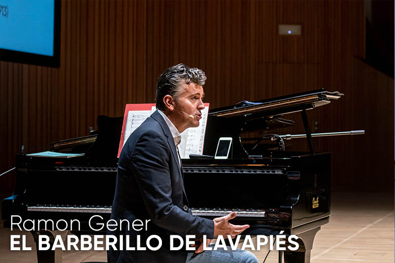 Ramon Gener Les Arts Valencia