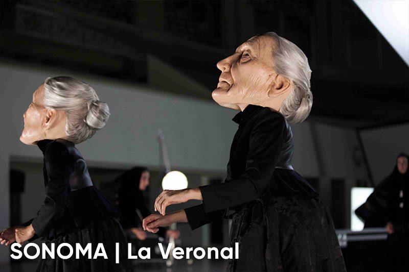Sonoma la veronal Les Arts Valencia