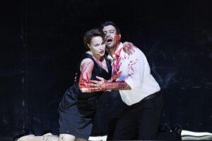 MACBETH, Giuseppe Verdi 31 de marzo. 3, 5, 8, 10 de abril 2022.