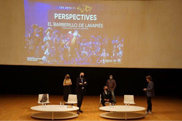 Perspectives, LES ARTS PER A TOTS. Palau de les Arts Reina Sofí