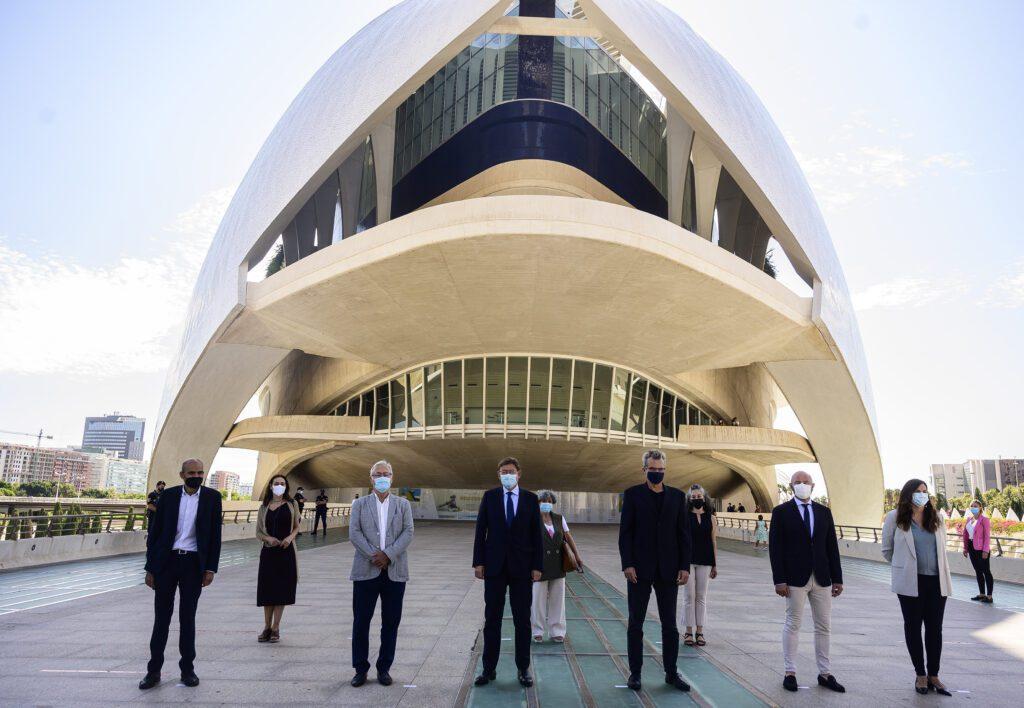 Los Goya2022 se celebrarán en Les Arts de València
