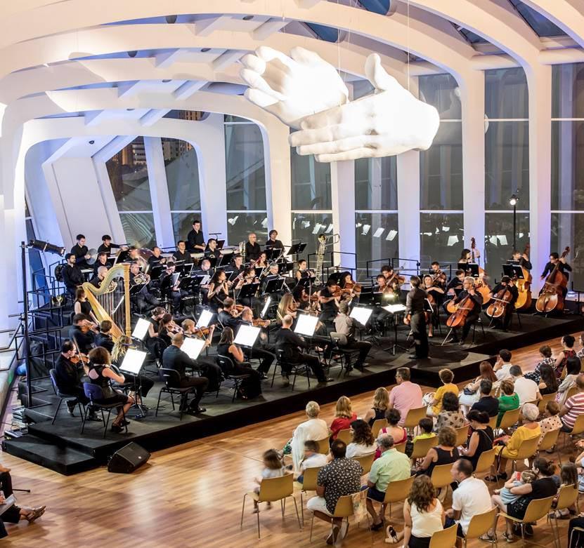 visitas guiadas del Palau de les Arts Reina Sofía