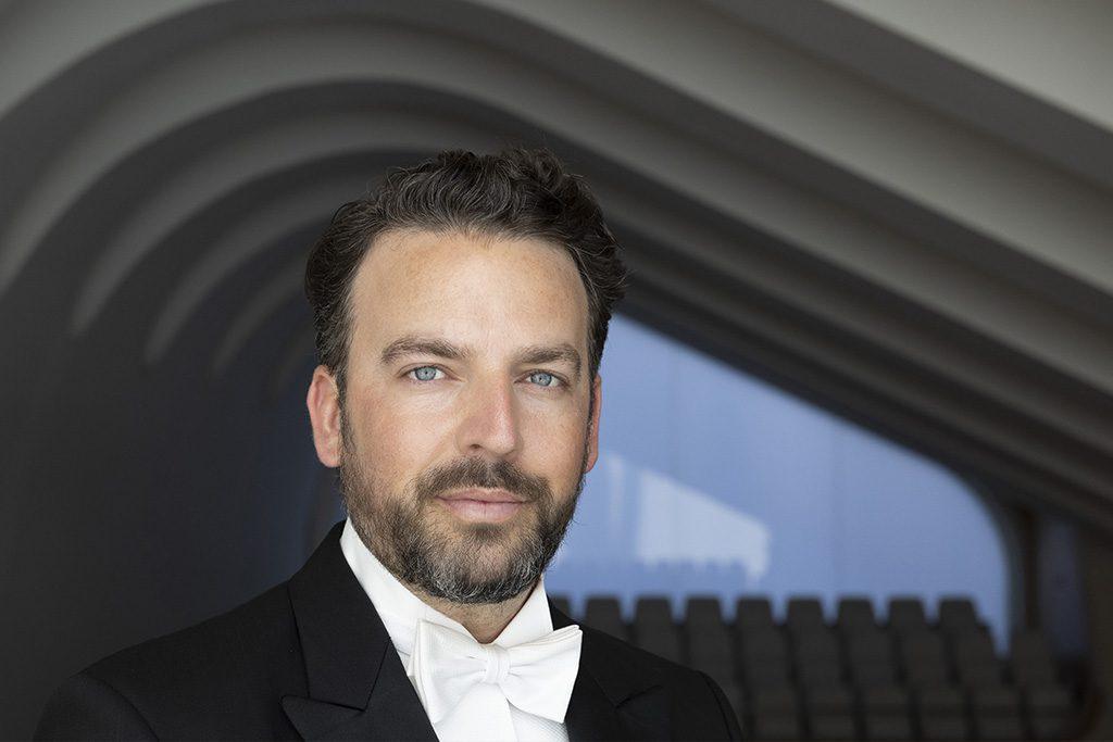 James Gaffigan. Director Musical Les Arts. València